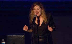 Jillian Louis at The Players Club Playhouse October 27, 2018