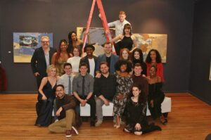 University of Michigan Musical Theatre Seniors at the N'Namdi Center for Contemporary Art January 26, 2019