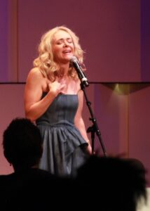 Rachel Bay Jones at The Cube at the Max M. and Marjorie S. Fisher Music Center September 22, 2018
