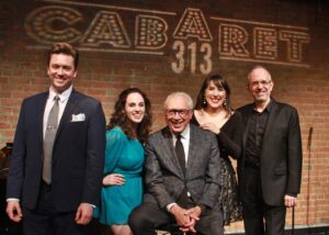 11 O'Clock Numbers featuring Farah Alvin, Mia Gerachis & Brian Charles Rooney at The Black Box Theatre at the Michigan Opera Theatre March 23, 2019