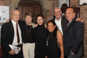 """Christine Andreas Opens the Season at the Players' Playhouse with """"be-Mused."""" September 26, 2015"""