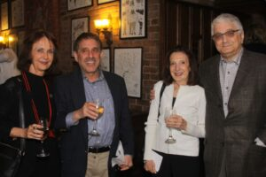 Donna and Steve Rafael, Nancy and Brian Kott