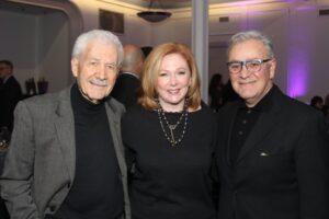 Dr. David diChiera, Linda Orlans, Gerry Padilla