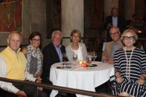 Larry and Andi Wolfe, Bruce and Susie Gershenson, Jimmy and Cathy Deutchman
