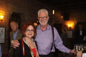 Paulette and Bob Koffron