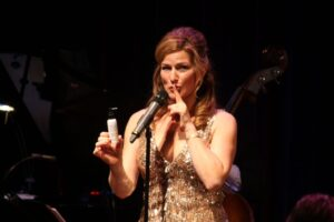 """Ana Gasteyer, """"Elegant Songs from a Handsome Women""""… Marlene Boll Theatre, May 8, 2015"""